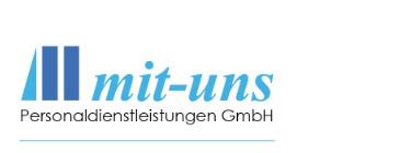 mit-uns Personaldienstleistungen GmbH
